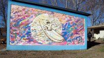 el sabado inauguran murales en el parque costero de la isla jordan