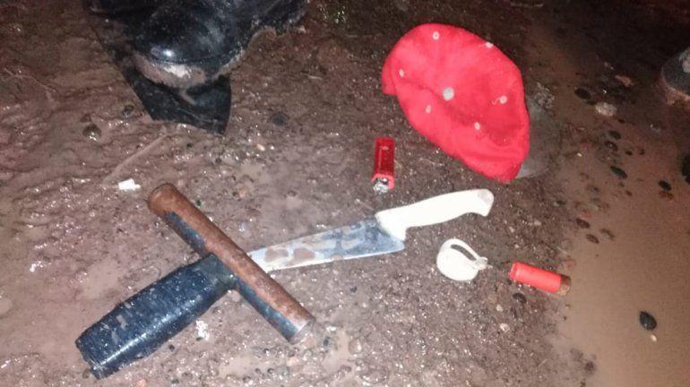 Detuvieron a dos jóvenes armados en el barrio Costa Norte