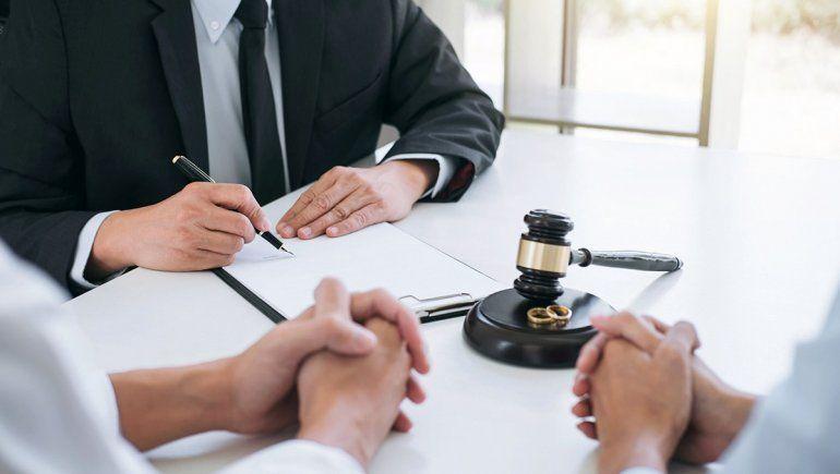 ¿La pandemia frenó los divorcios en Río Negro?