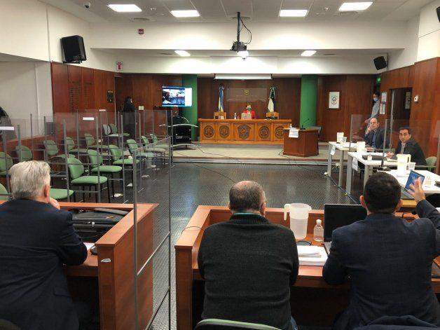 Comenzó el primer juicio por jurados en Viedma