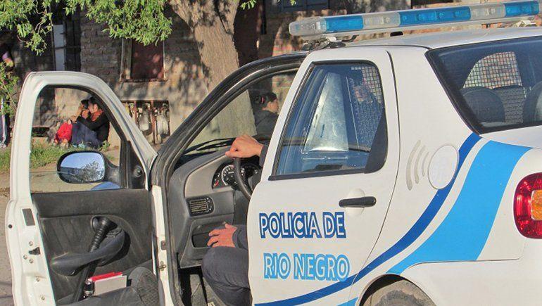 Secuestran un auto que fue usado para el robo de una moto