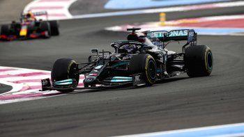 Lewis Hamilton, tras el segundo puesto conseguido en el Gran Premio de Francia, contó que deberán encontrar mejor ritmo en el Mercedes de cara al futuro.