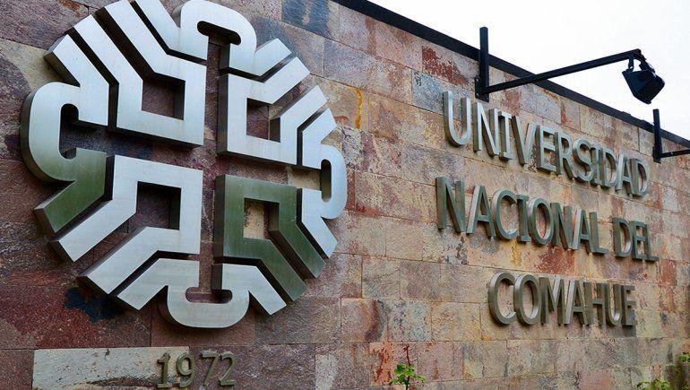 Paro de 48 horas de docentes de la UNCo por reclamo salarial