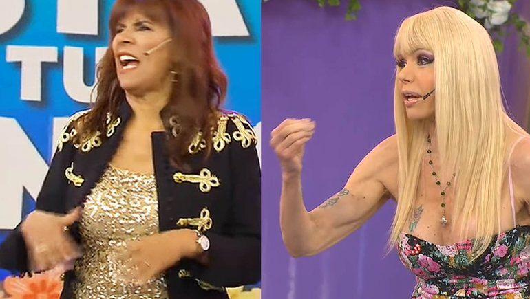 Escándalo en TV: Adriana Aguirre le gritó mono a Anamá Ferreira
