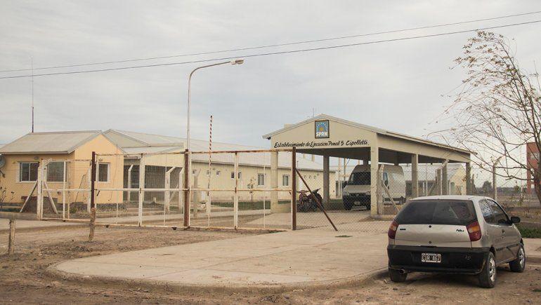 El penal local tiene su espacio para la población en riesgo