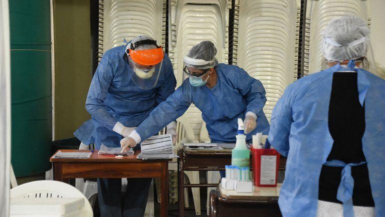 Neuquén sumó la mayor cantidad de casos desde el 29 de enero
