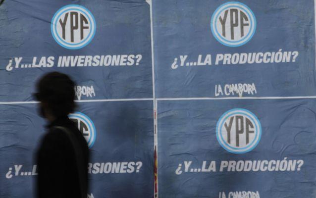 El gobierno va por la expropiación de YPF