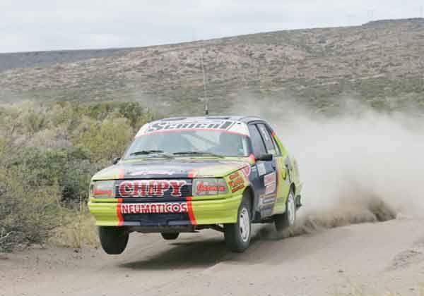 El rally Patagónico, en Bariloche