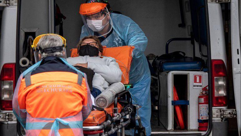 Confirman otras cinco muertes por Covid-19 en el país
