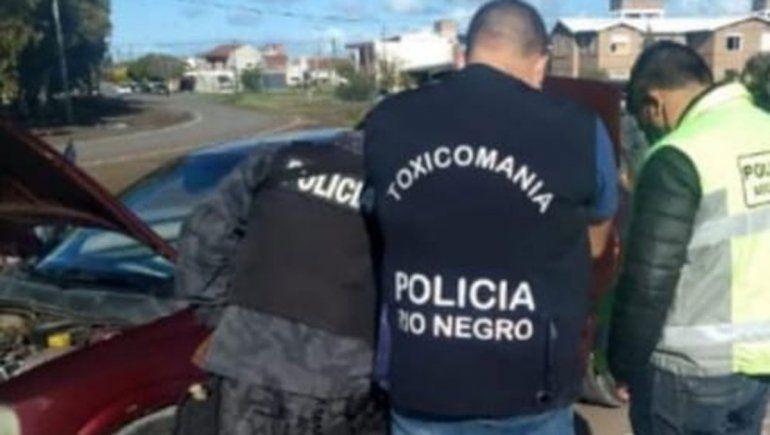 Un narco reincidente sumó otro castigo por traficar cocaína
