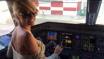 vicky xipolitakis enfrenta un juicio por el escandalo del avion