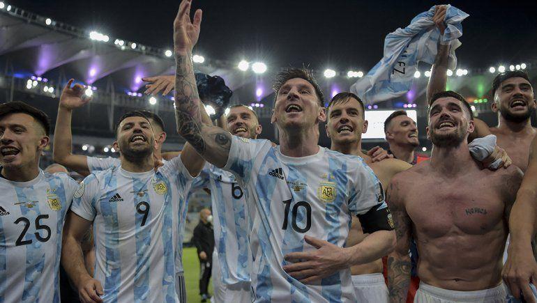 Maracanazo: Argentina es campeón tras 28 años y al fin se le dio a Messi