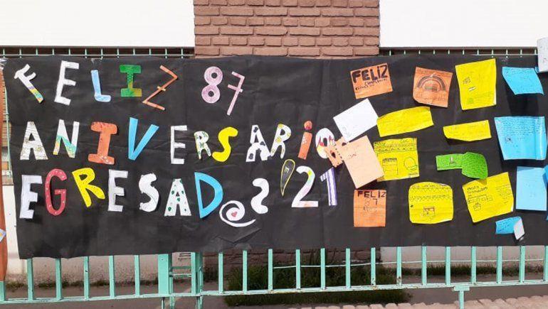 La Escuela 131 cumplió 87 años y se vistió de fiesta