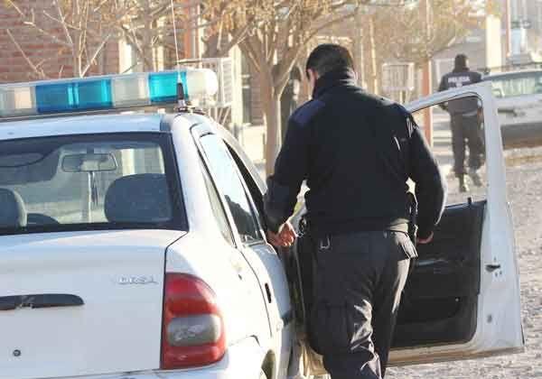 Garantizan fuerte presencia policial en las calles