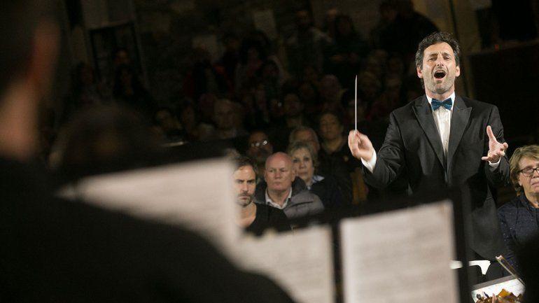 La Filarmónica de Río Negro tuvo su primer ensayo en cuarentena