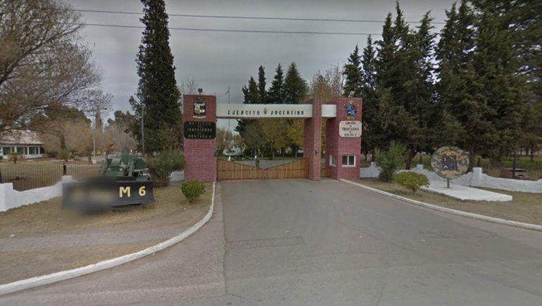 El sargento detenido por el faltante de municiones intentó suicidarse con una bomba de trotyl