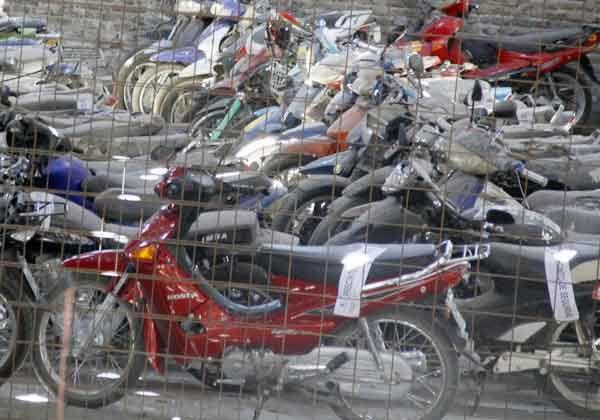 Tres personas recuperaron motos robadas gracias a los datos de la comuna