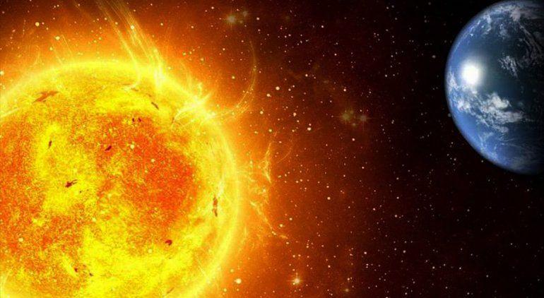 Una intensa tormenta solar podría golpear a la Tierra y cortar la comunicación