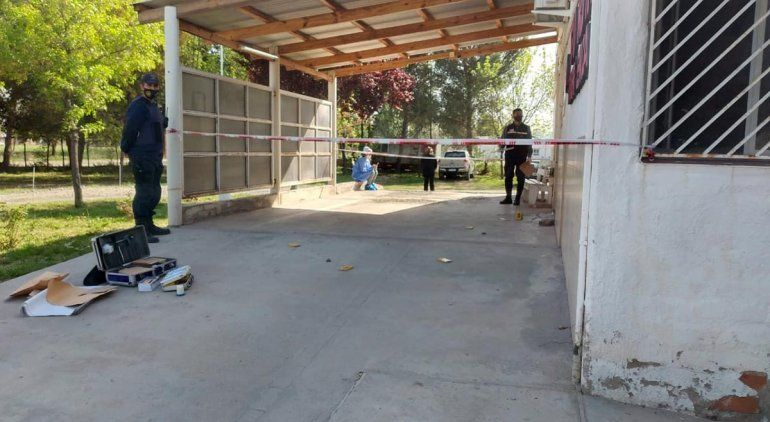 Balearon a un médico en el hospital de Campo Grande