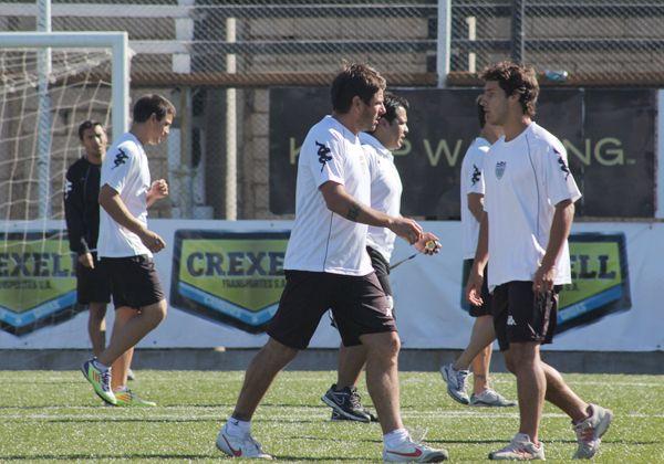 Cipolletti juega en San Luis el domingo a las 17
