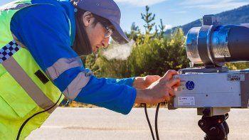 Los municipios podrán realizar multas con radares