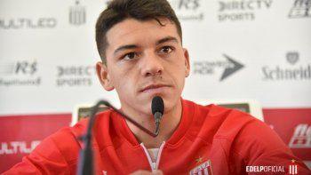 Denuncian a jugador de Estudiantes, Diego García, por abuso sexual