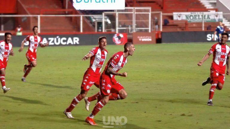 Volvió Cardona pero Boca no jugó a nada y perdió con Unión