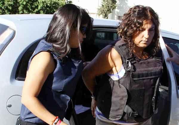 Procesaron a Ruth Montecino por el delito de tráfico de estupefacientes