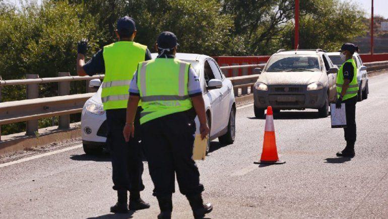 Ya hubo más de mil detenciones por violar el aislamiento en la Provincia