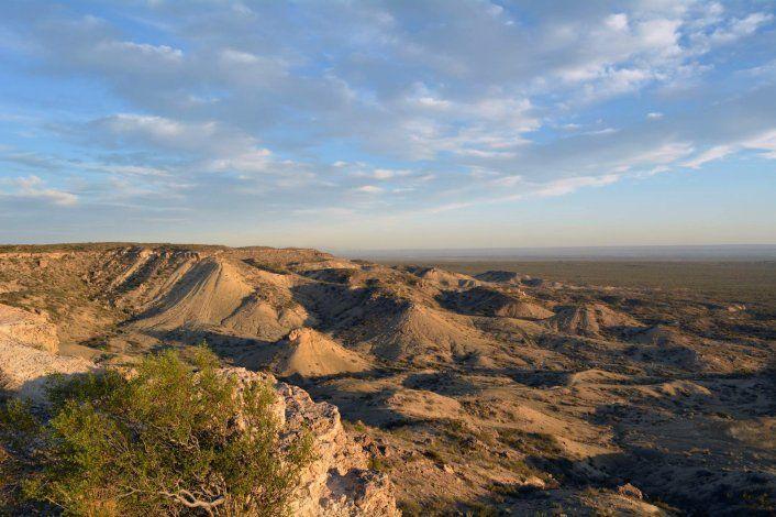 Tratarán iniciativa de apoyo al geoparque del Cerro Azul