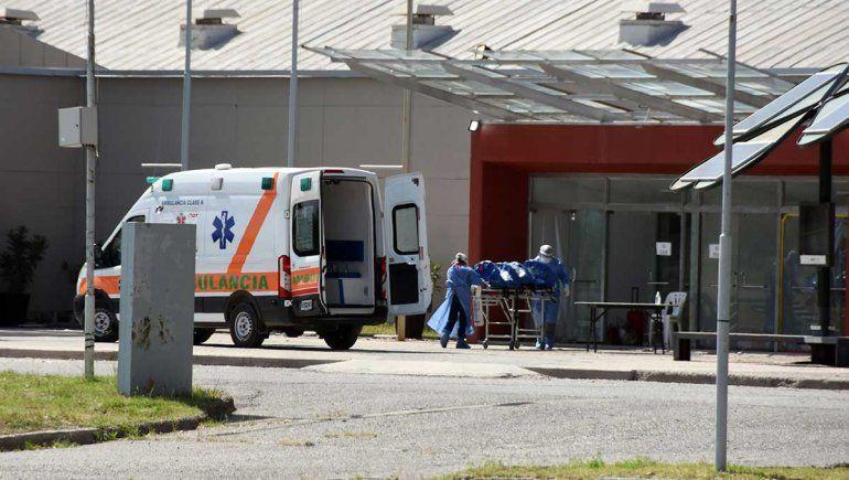 Neuquén: 19 muertes por COVID en un día