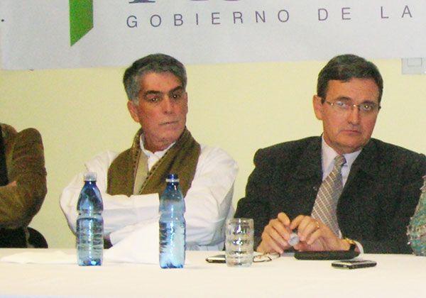 Para Machado, la UCR de Río Negro tiene tres candidatos a gobernador para el 2011
