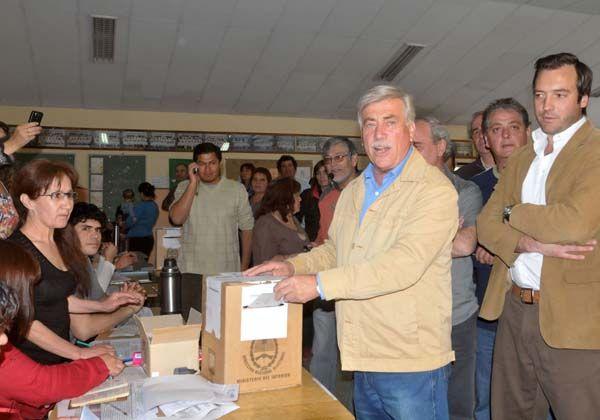 Tramo final de las elecciones en Río Negro