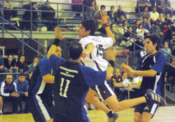 Primera jornada del Nacional B de handball