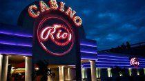 trabajadores del casino atraparon a un motochorro