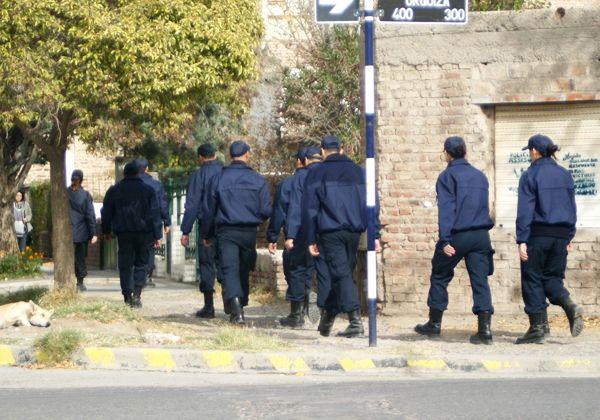 Weretilneck apuesta  a reformar la Policía