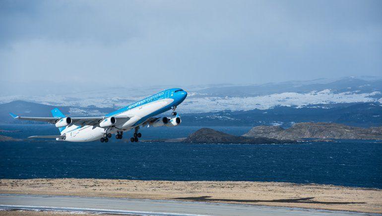 ¿Habilitan los vuelos de cabotaje antes de septiembre?