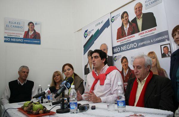 La Coalición Cívica-ARI presentó su lista