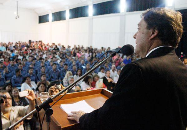 Río Negro cuenta con 71 nuevos policías