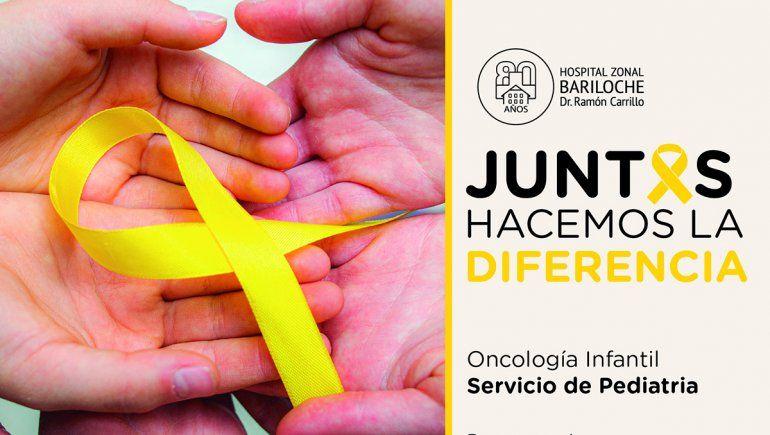 Lanzan programa para acompañar a pacientes de oncología infantil