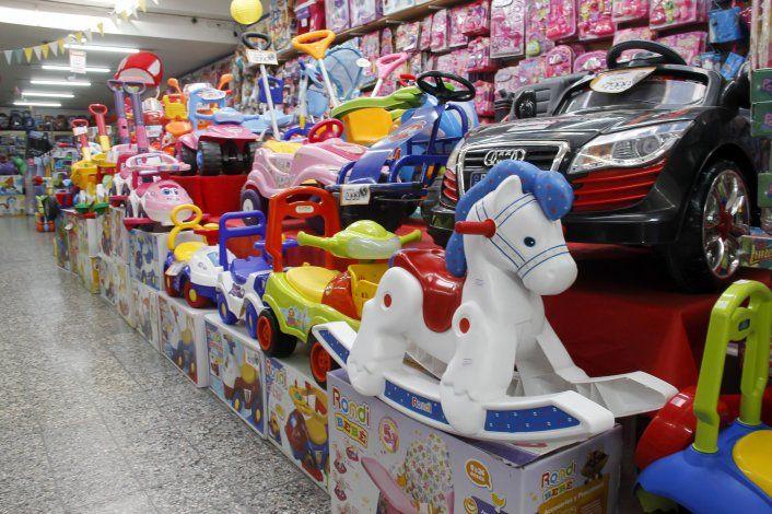 Las ventas del Día del Niño cayeron un 20%