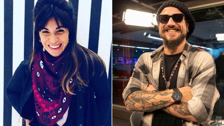 Gianinna Maradona y Daniel Osvaldo muy juntos ¿Nació el amor?