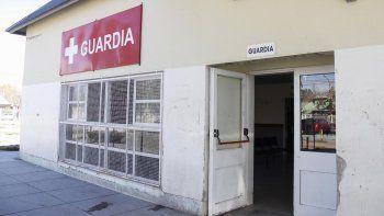 colapso la guardia del hospital con pacientes covid-19
