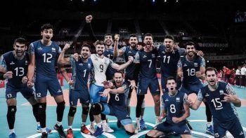 Argentina-Italia en cuartos de final de vóley: Hora, TV y antecendentes