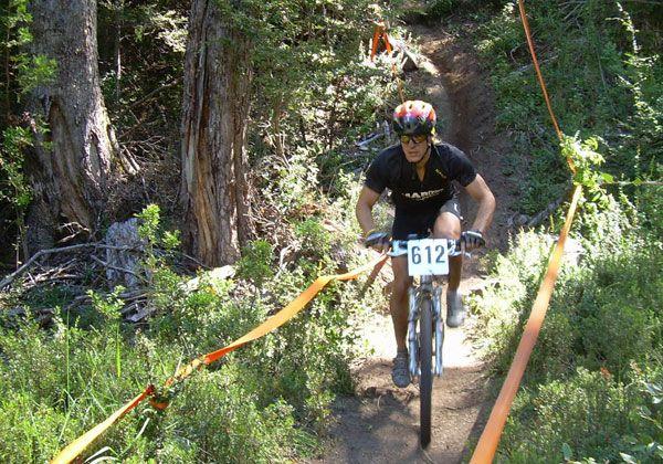 Mountain bike en Villa Regina