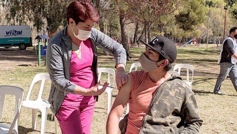 La provincia va camino al millón de vacunas aplicadas