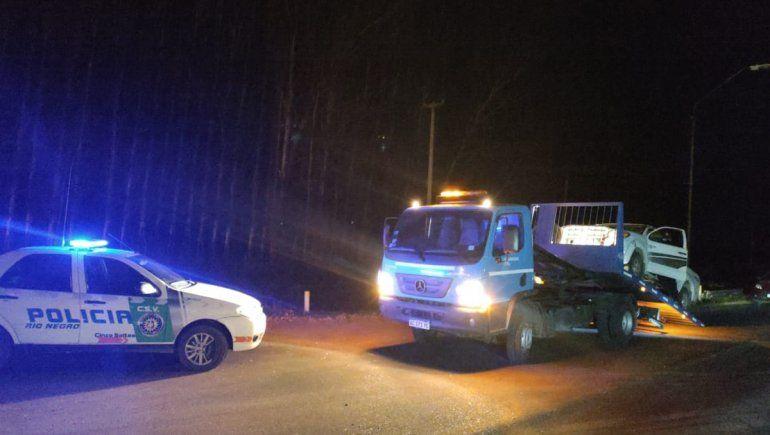 ¡Una locura!: lo atraparon manejando sobre la Ruta 65 con 3,24 g/l de alcohol en sangre