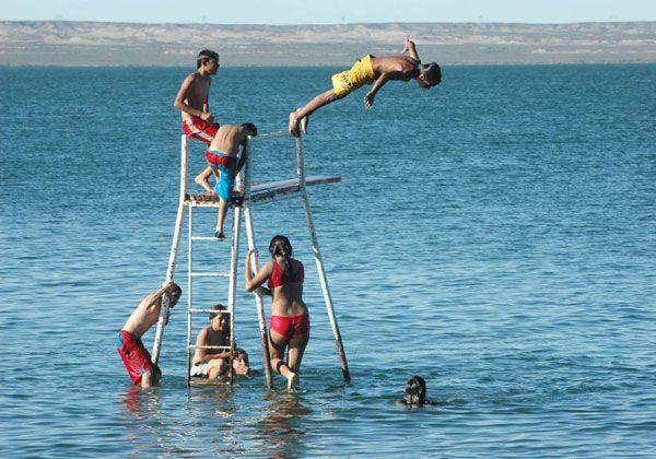 Actividades Verano 2011 en Cinco Saltos