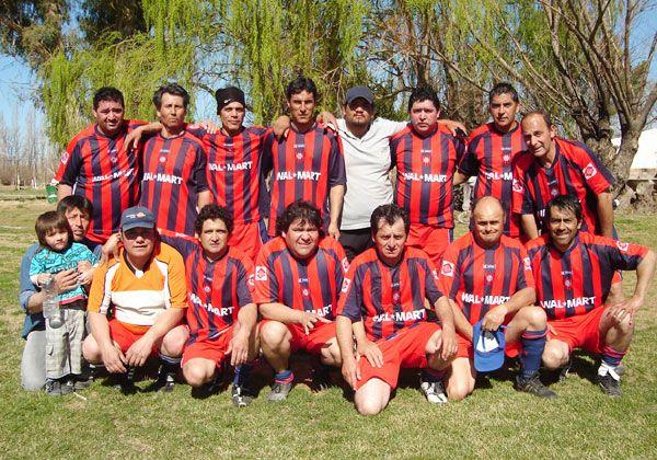 Liga Municipal de veteranos