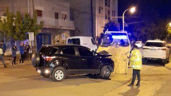 un video muestra como el conductor borracho mato a un hombre